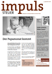 Kundenmagazin - Impuls Q4-2016 - cSt causa