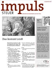 Kundenmagazin - Impuls Q2-2017 - cSt causa