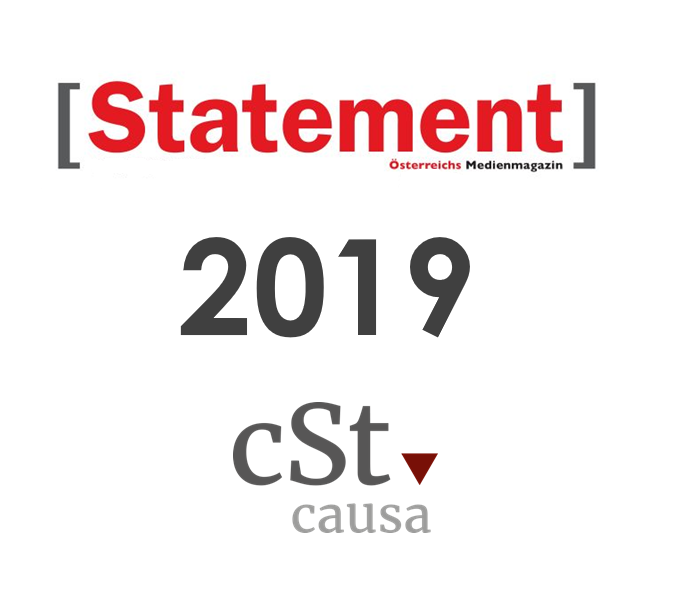 Cover Statement 2019