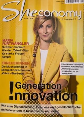 Sheconomy Magazin