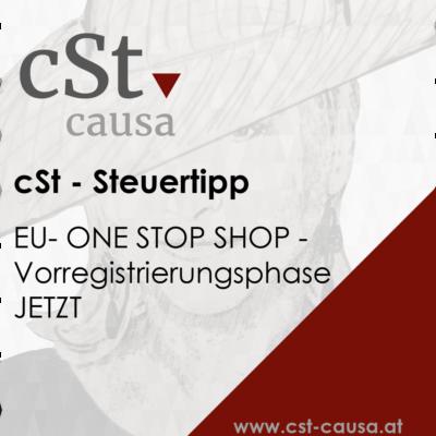 EU One Stop Shop
