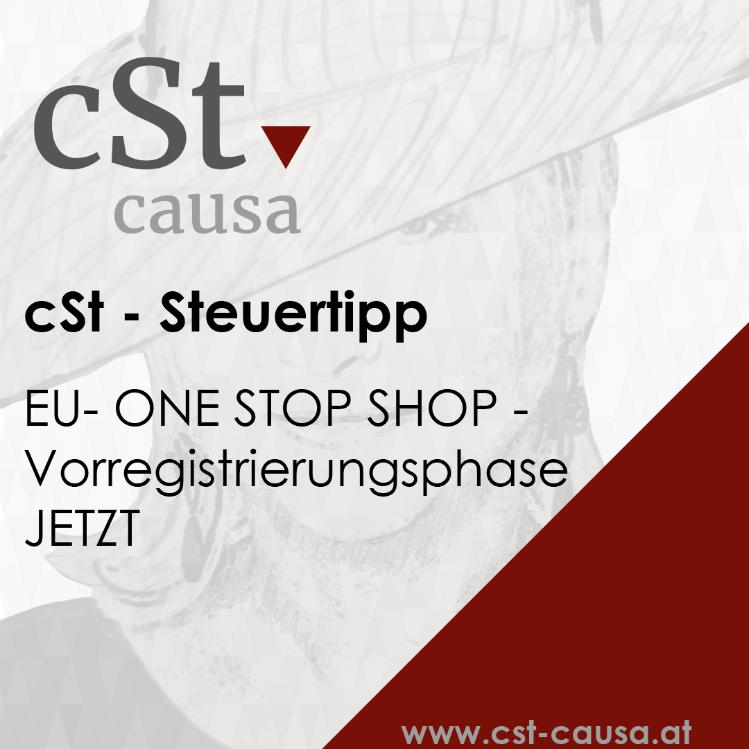 EU One Stop Shop